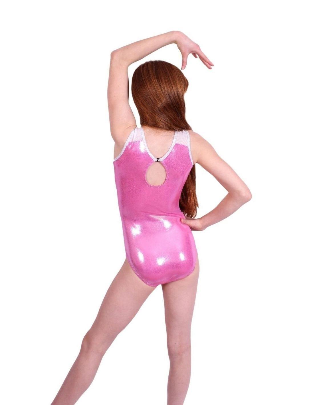 30b240361 Butterfly Hope Girls Gymnastics Leotard Pink or Purple - Lilachelene ...